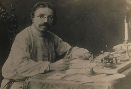 "Spotlight On: Sholem Aleichem - ""The Yiddish Mark Twain"" 