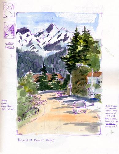 Alaska 2012: Sitka
