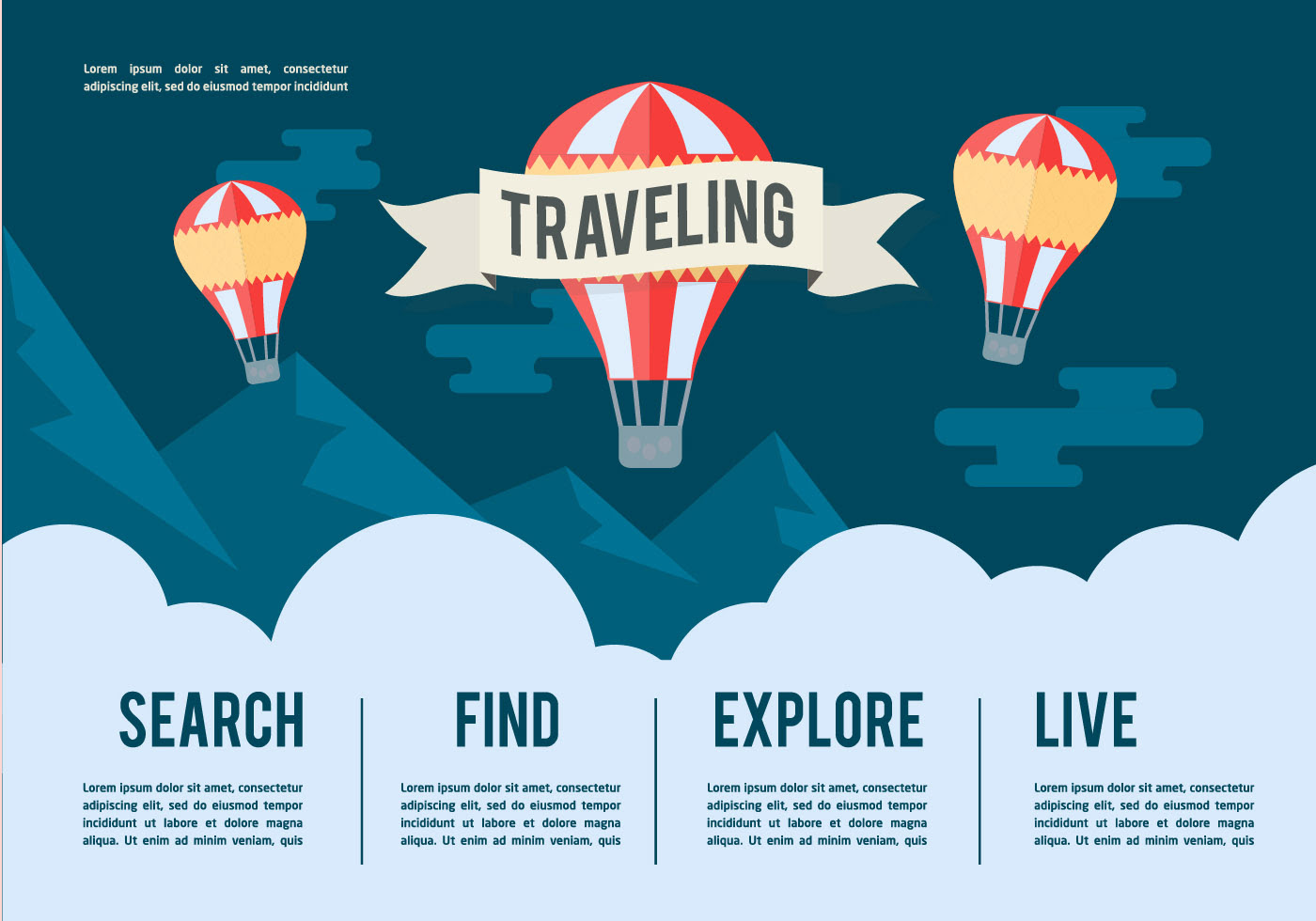 Free Travel Vector Illustration - Download Free Vector Art ...