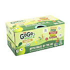GoGo Squeez Organic Applesauce Variety Pack - 20 pack, 3.2 oz pouches
