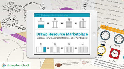 Drawp for School Launches Resource Marketplace for K-12 Teachers