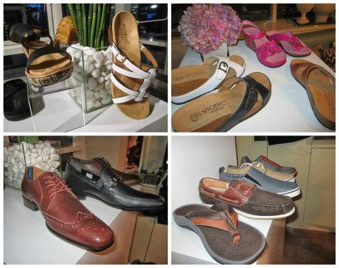 Vionic Footwear 2014 Spring Preview