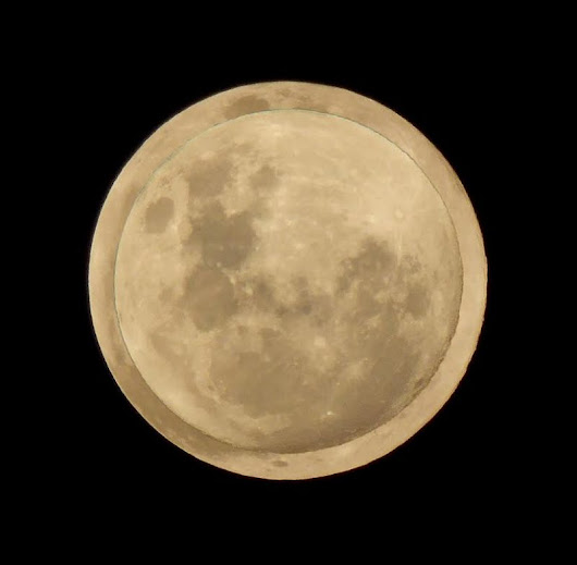 September 16 full moon a supermoon? | EarthSky.org