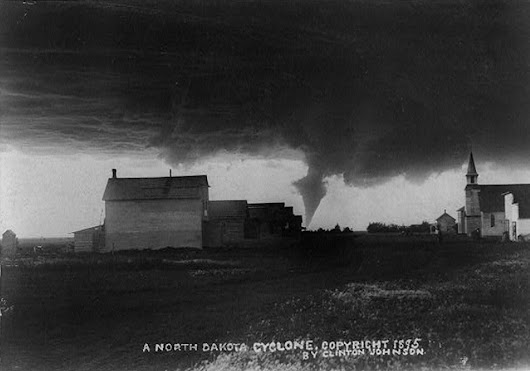 A list of instructions for observing tornadoes during the late 1800s - U.S. Tornadoes
