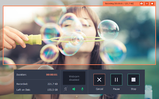 Easily Record Videos with Movavi Screen Capture Studio for Mac