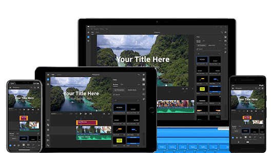 Adobe Unveils Project Rush - the World's First All-In-One, Cross-Device Video Editing App