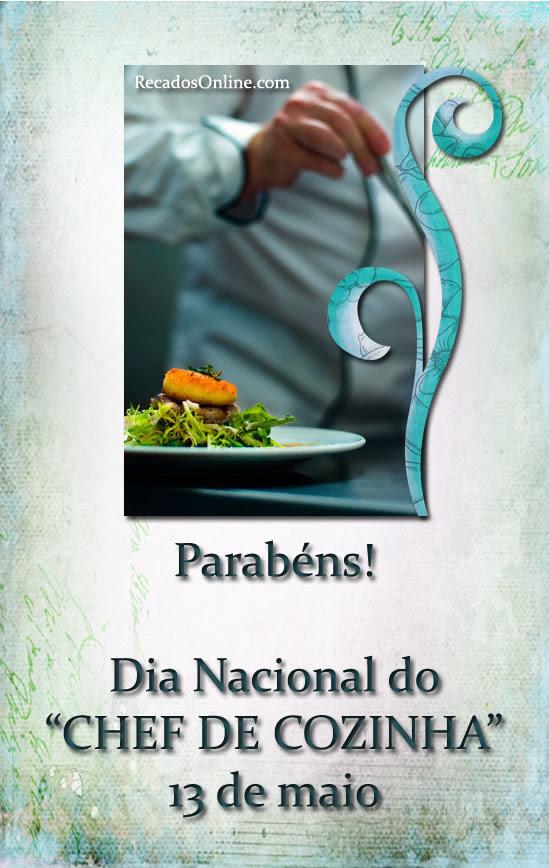Dia do Chef de Cozinha Imagem 3