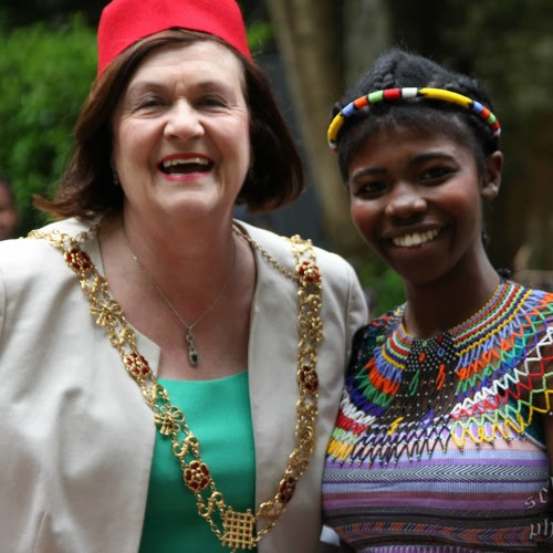 Lord Mayor Of Cork Mary Shields takes a Stance against racism