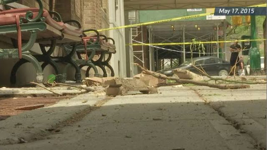 Criminal Charges Announced for Owner of Manhattan Building Where Bricks Fell, Killed 2-Year-Old