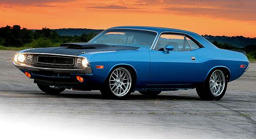 Dodge Challenger | Dodge Challenger e Plymouth Barracuda | Pinterest