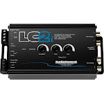 AudioControl - LC2i 2-channel Line-Out Converter with AccuBASS - Black