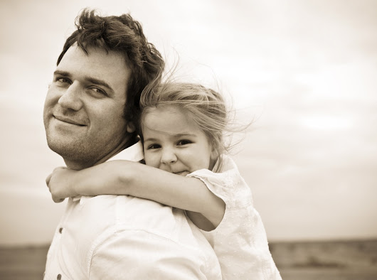 How Fathers Can Affect Their Daughters' Take On The World