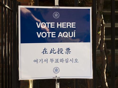 vote aquí