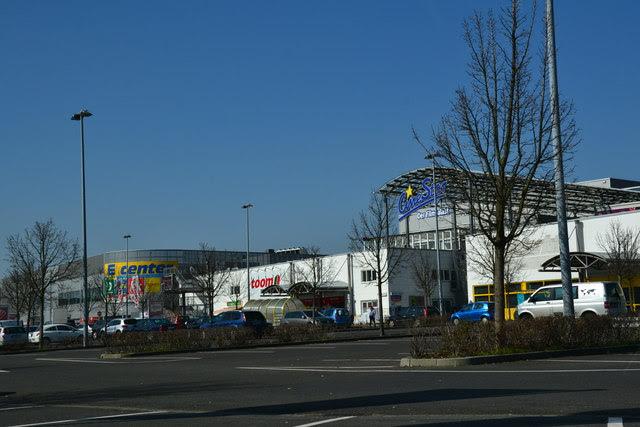 Cinestar Frankfurt Am Main Griesheim