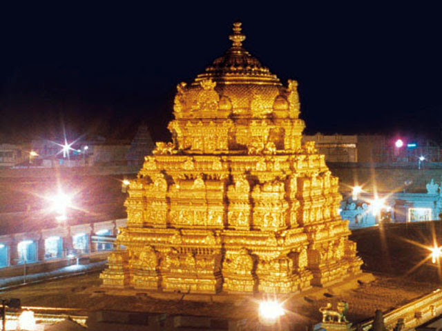 Attempted terrorist attack on Tirumala temple foiled : 1 cop killed