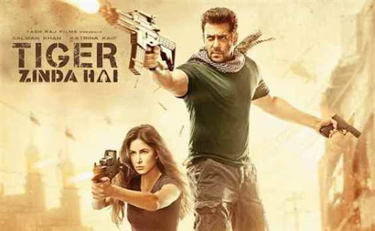 Tiger Zinda Hai Movie Review - By