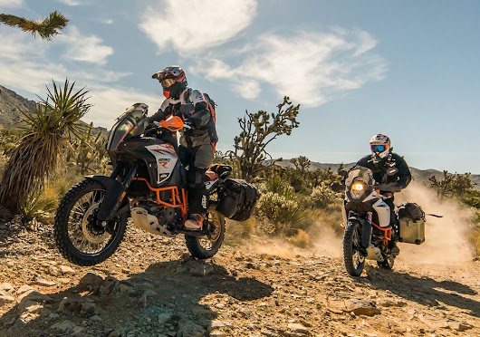 KTM AND BACKCOUNTRY DISCOVERY ROUTES ANNOUNCE PARTNERSHIP TO CREATE AND PRESERVE OFF-ROAD RIDING OPPORTUNITIES FOR DUAL-SPORT AND ADVENTURE MOTORCYCLES