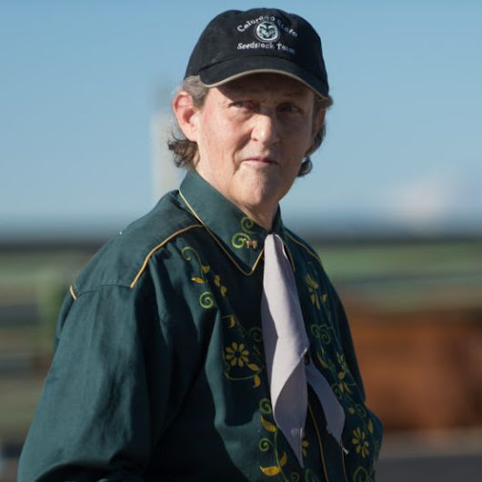 Temple Grandin named to the National Women's Hall of Fame - SOURCE