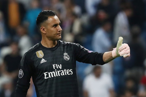 e877a9808 Keylor Navas ends Arsenal speculation by agreeing new Real Madrid deal