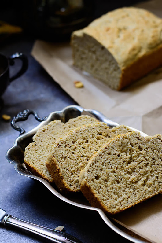 Easy and Irresistable Vegan Plantain Bread - Yummy Medley