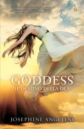 Risultati immagini per goddess josephine angelini
