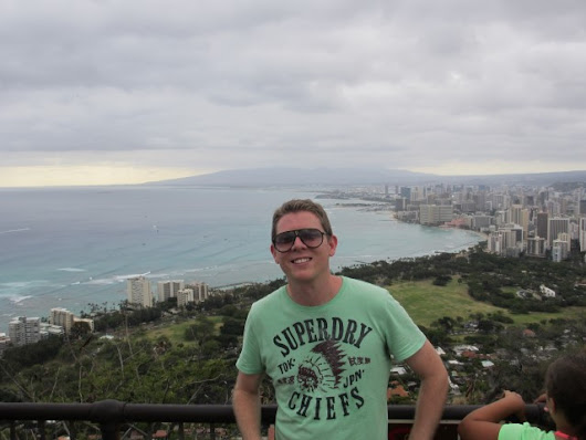 Diamond Head hike | for the best view of Honolulu… | Man vs World