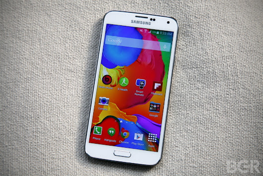 Samsung desperately wants the Galaxy S5 to be cool