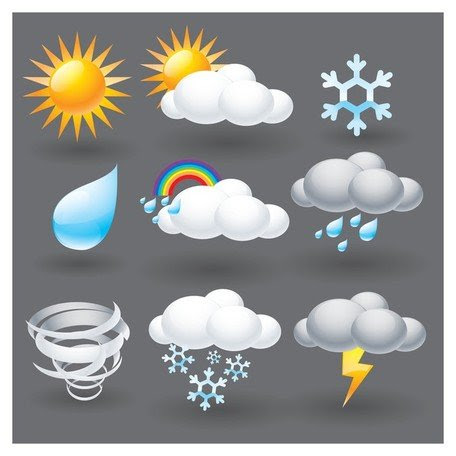 cartoon weather icon 5, Clip Art - Clipart.me