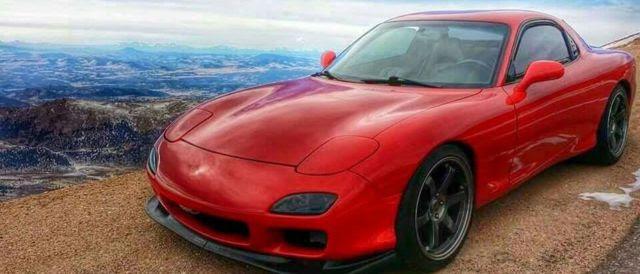 91 Mazda Rx7 Specs | Mazda Cars