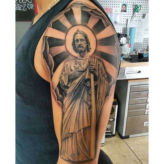 Tatuajes De San Judas Tadeo Fotos De Amor Imagenes De Amor