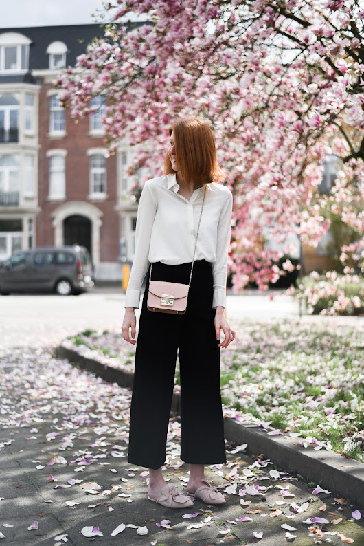 Crazy For Culottes • The Ginger Diaries