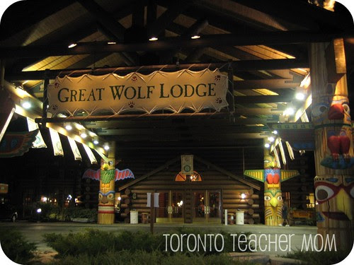 Chip Trips: Great Wolf Lodge Niagara