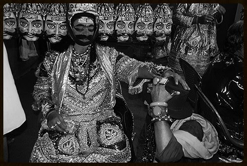 Ravan Khush Hua by firoze shakir photographerno1