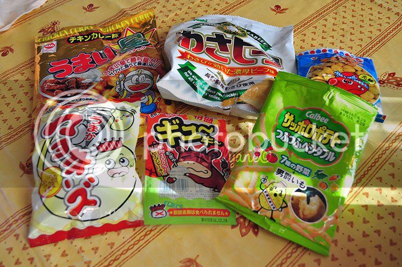 Snacks Candysan