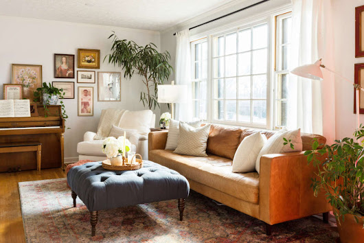 How to Add Fall's Favorite Colors to Your Space