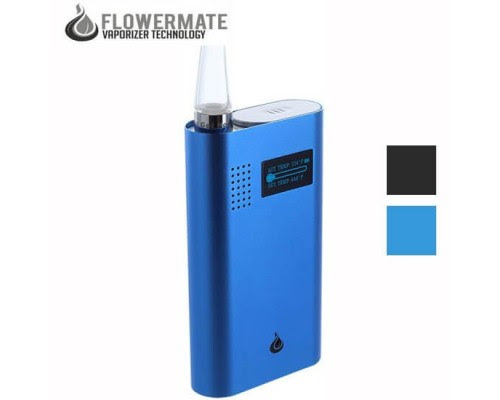 Flowermate Vaporizer V5s Pro or Mini for Dry Herb, Wax, Oil