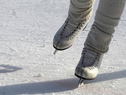 Ice Skating Now Open On Lake Ellyn