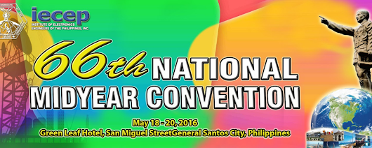 Reminder for IECEP National Midyear Convention 2016 (few more days)