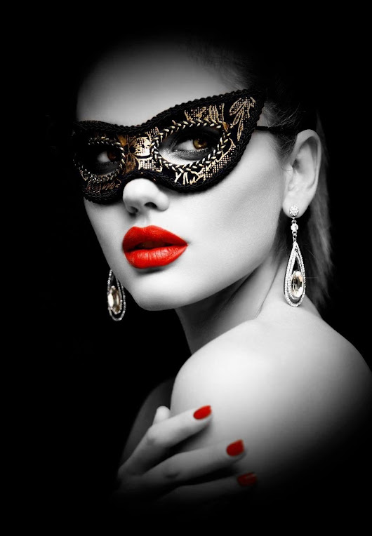 The Best Collection Of Stunning Venetian Masquerade Ball Masks