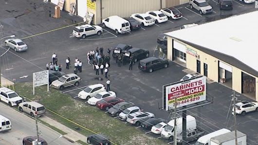 Employee kills 5 And Himself At Orlando Business