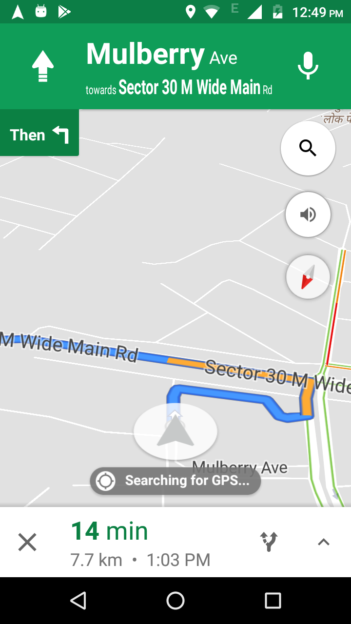 How To Enable Google Map Navigation In Android App Stack