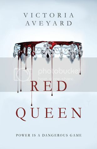 The Book Rest - Book Review of Red Queen by Victoria Aveyard