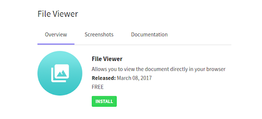 Fileviewer App |