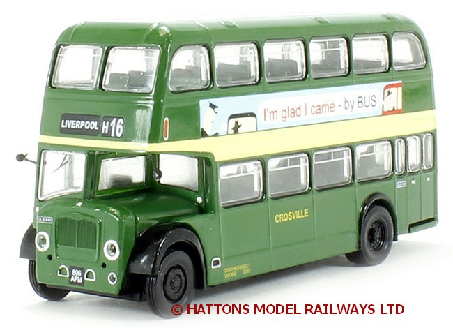 Modelbuszone - B-T Models B111C - Crosville Motor Services ...