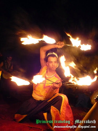 Fire dancer 2-12