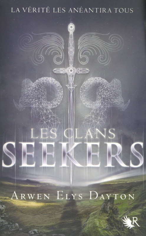 Couverture Les clans Seekers, tome 1