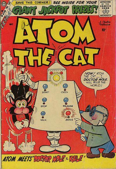 Atom the Cat 16