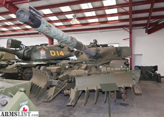 ARMSLIST - For Sale:  Fully Operational Main Battle Tank with 120mm Live Cannon