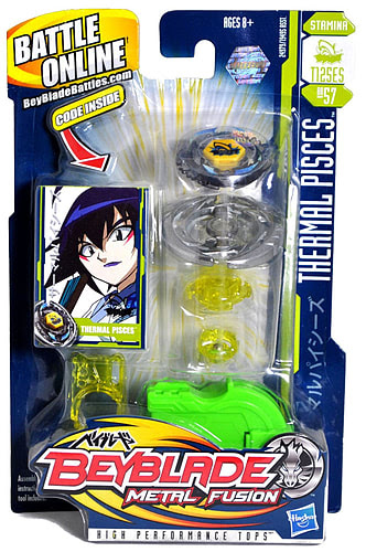Buy Beyblade Metal Fusion Thermal Pisces T125ES (BB57) | GAME