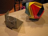 PCOC modular origami ball ishibashi